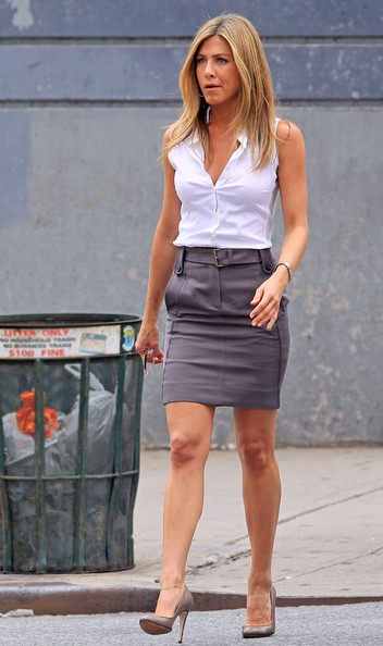 Jennifer Aniston Casual. Jennifer Aniston Actress