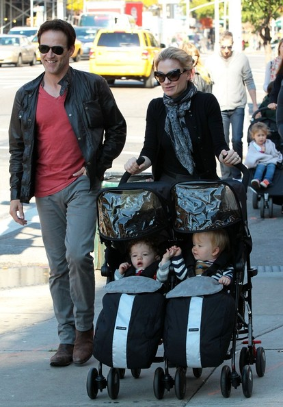 Anna Paquin and Family Out in the East Village - Zimbio Anna Paquin Children