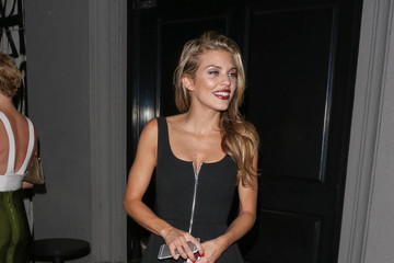 AnnaLynne McCord AnnaLynne McCord and Angel McCord at Craig's Restaurant