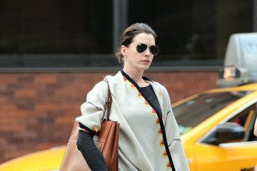 Anne Hathaway Anne Hathaway in New York City