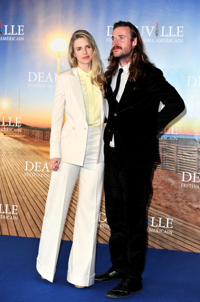 ... brit marling mike ...