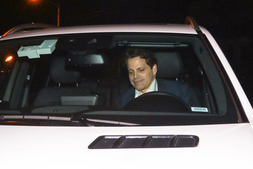 Anthony Scaramucci Anthony Scaramucci Is Seen Outside Craig's Restaurant In West Hollywood