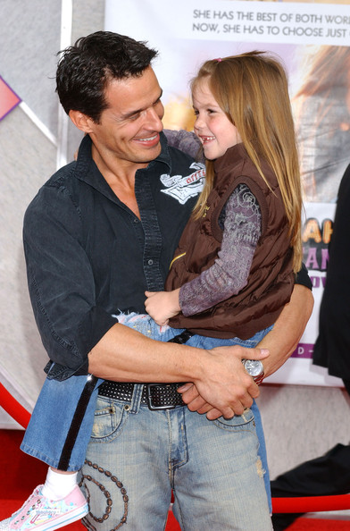 antonio sabato jr and cheryl moana marie. Mila Sabato and Antonio Sabato