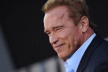 Arnold Schwarzenegger 'The Expendables 3' Premieres in Hollywood
