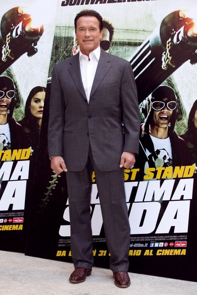 Arnold Schwarzenegger Photos Photos - 'The Last Stand ...