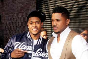 Hosea Chanchez Pooch Hall Arrivals for 'Wendy Williams'