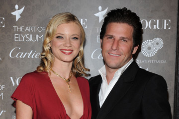Amy Smart Branden Williams The Art of Elysium's 2nd Annual Black Tie Charity Gala