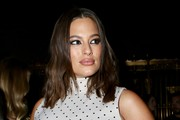 Ashley Graham is seen in New York City.
