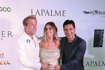 Audrina Patridge Celebrities Attend LaPalme Magazine's Spring Affair Launch Party