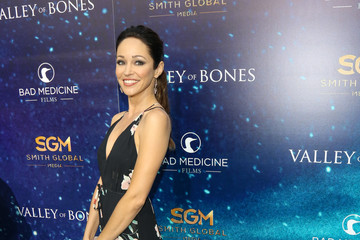 Autumn Reeser 'Valley of Bones' Premiere at the Arclight Cinemas