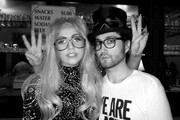 Lady Gaga and Sean Ono Lennon Photos Photo