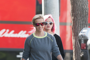 Ava Phillippe Reese Witherspoon Goes Out With Her Kids