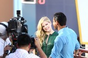 Avril Lavigne and Mario Lopez Photos Photo