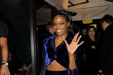 Azealia Banks Arrivals at the Etam Show