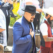 B Real B-Real Outside Hollywood Walk Of Fame Star Ceremony For Cypress Hill