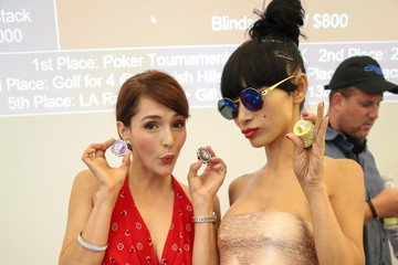 Bai Ling 2nd Annual The Peace Fund Celebrity Poker Tournament