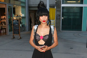 Bai Ling outside the Low Low Premiere at ArcLight Theatre in Hollywood
