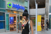 Bai Ling Seen In Hollywood