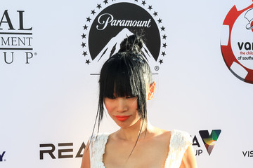 Bai Ling 7th Annual Variety - The Children's Charity of Southern California Texas Hold 'Em Poker Tournament - Arrival