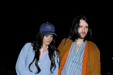 Barrie-James O'Neill Lana Del Rey and Her Boyfriend Out Late in London