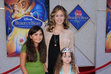 Shanna Moakler Alabama Barker Beauty and the Beast Sing-A-Long Premiere
