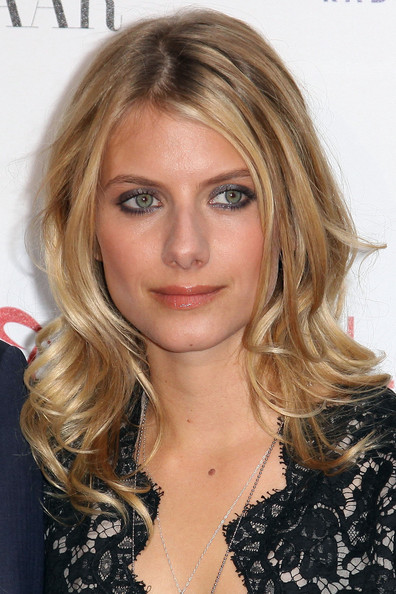 """Melanie Laurent Launch party for the remake of the song """"Beds are Burning"""" to bring awareness to climate change / global warming."""
