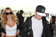 Bella Thorne and Gregg Sulkin Are Seen at LAX
