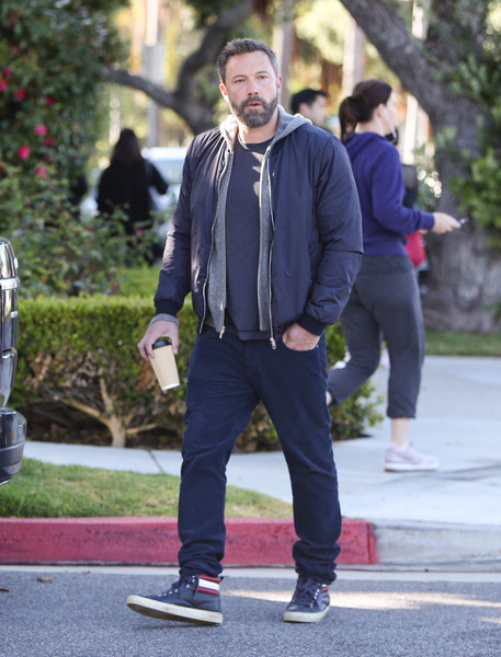 Ben Affleck Out And About  []