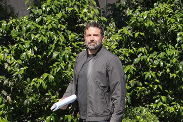 Ben Affleck Ben Affleck Is Out and About