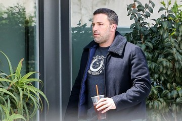 Ben Affleck Ben Affleck Takes a Ride