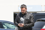 Ben Affleck is text obsessed