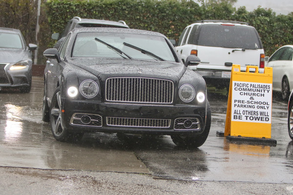 Ben Affleck Bentley