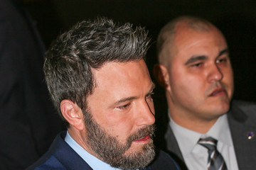 Ben Affleck Premiere Of Warner Bros. Pictures' 'Live By Night'