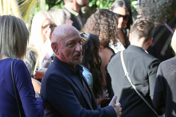 Ben Kingsley Premiere of Disney's 'The Jungle Book'