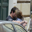 Mischa Barton & Brandon Davis Photos