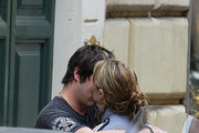 Mischa Barton & Brandon Davis Photos Photo