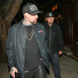 Benji Madden Benji Madden Is Seen Outside Peppermint Nightclub In West Hollywood