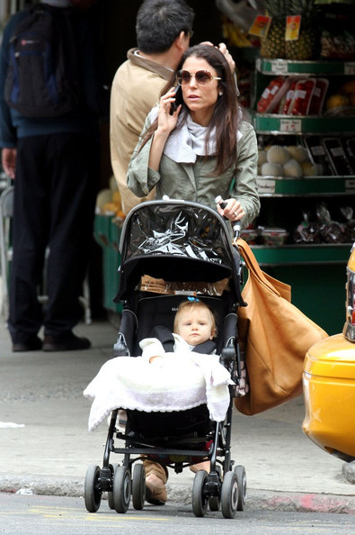 bethenny frankel baby bryn pictures. Reality star, Bethenny Frankel