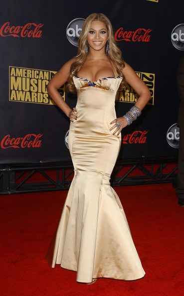 Beyonce Knowles - 2007 American Music Awards