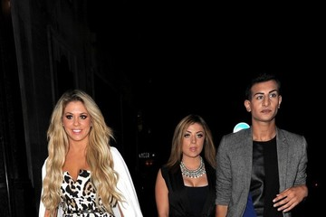 Bianca Gascoigne Cherry Edit Launch Party