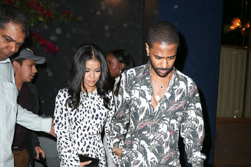 Big Sean The Hollywood Reporter And Jimmy Choo Power Stylists Dinner