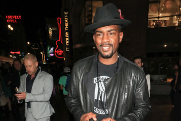 Bill Bellamy Bill Bellamy Outside 'Black Panther' Premiere at Dolby Theatre