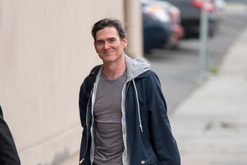 Billy Crudup Billy Crudup Makes an Appearance on 'Kimmel'