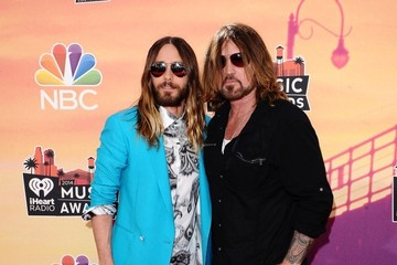 Billy Ray Cyrus Arrivals at the iHeartRadio Music Awards