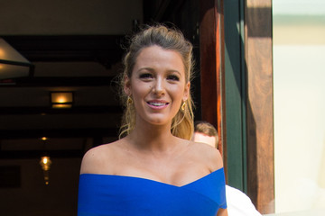 Blake Lively Blake Lively Hits the Town