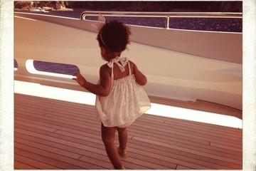 Blue Ivy Carter Beyonce Knowles' Social Media Pics