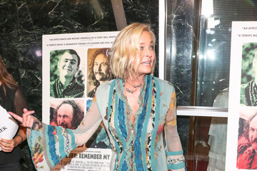 Bo Derek Premiere Of Sony Pictures Classic's 'David Crosby: Remember My Name'