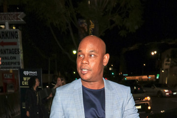 Bokeem Woodbine Bokeem Woodbine Outside Avalon in Hollywood