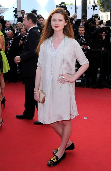 "Bonnie Wright - ""Mud"" premieres in Cannes"