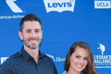 Brandon McCarthy Clayton Kershaw's 5th Annual Ping Pong 4 Purpose Celebrity Tournament